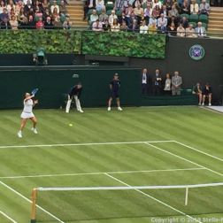 WIMBLEDON NO 1 COURT CELEBRATION, KIM CLIJSTERS 179