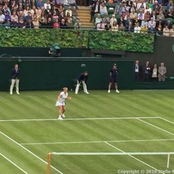 WIMBLEDON NO 1 COURT CELEBRATION, KIM CLIJSTERS 181