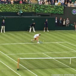 WIMBLEDON NO 1 COURT CELEBRATION, KIM CLIJSTERS 183