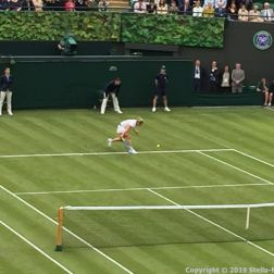 WIMBLEDON NO 1 COURT CELEBRATION, KIM CLIJSTERS 184