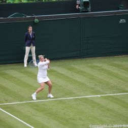 WIMBLEDON NO 1 COURT CELEBRATION, KIM CLIJSTERS 231