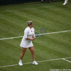 WIMBLEDON NO 1 COURT CELEBRATION, KIM CLIJSTERS 260