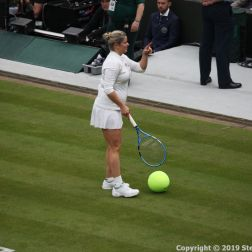 WIMBLEDON NO 1 COURT CELEBRATION, KIM CLIJSTERS 280