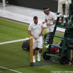 WIMBLEDON NO 1 COURT CELEBRATION, LLEYTON HEWITT 046