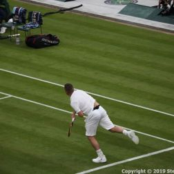 WIMBLEDON NO 1 COURT CELEBRATION, LLEYTON HEWITT 047