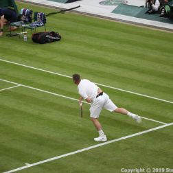 WIMBLEDON NO 1 COURT CELEBRATION, LLEYTON HEWITT 050