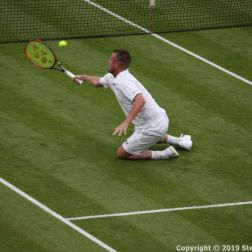 WIMBLEDON NO 1 COURT CELEBRATION, LLEYTON HEWITT 067