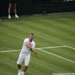 WIMBLEDON NO 1 COURT CELEBRATION, LLEYTON HEWITT 075