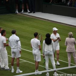 WIMBLEDON NO 1 COURT CELEBRATION, LLEYTON HEWITT, PAT CASH, GORAN IVANISEVIC, JAMIE MURRAY, VENUS WILLIAMS, MARTINA NAVRATILOVA, SUE BARKER 282