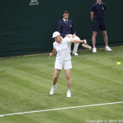 WIMBLEDON NO 1 COURT CELEBRATION, MARTINA NAVRATILOVA 202