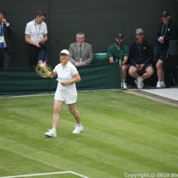 WIMBLEDON NO 1 COURT CELEBRATION, MARTINA NAVRATILOVA 213