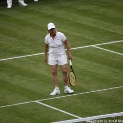 WIMBLEDON NO 1 COURT CELEBRATION, MARTINA NAVRATILOVA 214