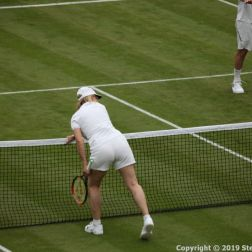WIMBLEDON NO 1 COURT CELEBRATION, MARTINA NAVRATILOVA 224