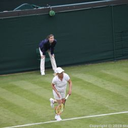 WIMBLEDON NO 1 COURT CELEBRATION, MARTINA NAVRATILOVA 241