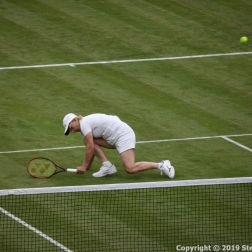 WIMBLEDON NO 1 COURT CELEBRATION, MARTINA NAVRATILOVA 243
