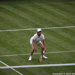 WIMBLEDON NO 1 COURT CELEBRATION, MARTINA NAVRATILOVA 245