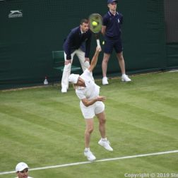 WIMBLEDON NO 1 COURT CELEBRATION, MARTINA NAVRATILOVA 248