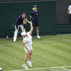 WIMBLEDON NO 1 COURT CELEBRATION, MARTINA NAVRATILOVA 249
