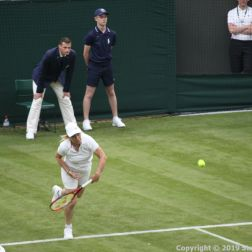 WIMBLEDON NO 1 COURT CELEBRATION, MARTINA NAVRATILOVA 264
