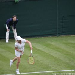 WIMBLEDON NO 1 COURT CELEBRATION, MARTINA NAVRATILOVA 265