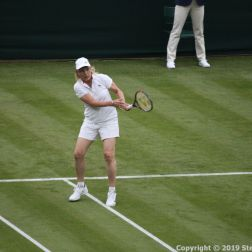 WIMBLEDON NO 1 COURT CELEBRATION, MARTINA NAVRATILOVA 268