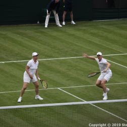 WIMBLEDON NO 1 COURT CELEBRATION, MARTINA NAVRATILOVA, JAMIE MURRAY 245