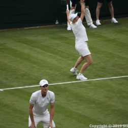 WIMBLEDON NO 1 COURT CELEBRATION, MARTINA NAVRATILOVA, JAMIE MURRAY 262