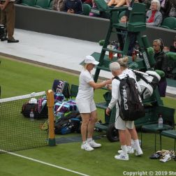 WIMBLEDON NO 1 COURT CELEBRATION, MARTINA NAVRATILOVA, JOHN MCENROE, KIM CLIJSTERS 283