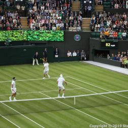 WIMBLEDON NO 1 COURT CELEBRATION, PAT CASH, GORAN IVANISEVIC, LLEYTON HEWITT 103