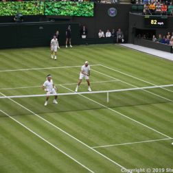 WIMBLEDON NO 1 COURT CELEBRATION, PAT CASH, GORAN IVANISEVIC, LLEYTON HEWITT, JAMIE MURRAY 104