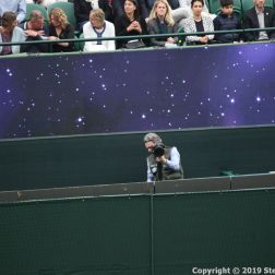 WIMBLEDON NO 1 COURT CELEBRATION, PHOTOGRAPHER 192