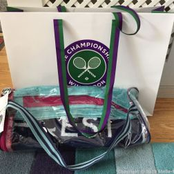 WIMBLEDON NO 1 COURT CELEBRATION, RETAIL THERAPY 286