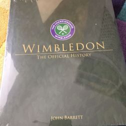 WIMBLEDON NO 1 COURT CELEBRATION, RETAIL THERAPY 288