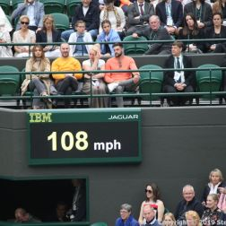 WIMBLEDON NO 1 COURT CELEBRATION, SPEEDY 212