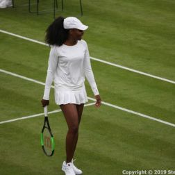 WIMBLEDON NO 1 COURT CELEBRATION, VENUS WILLIAMS 141
