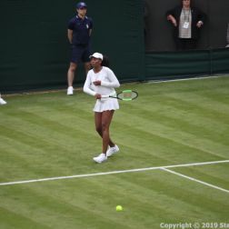 WIMBLEDON NO 1 COURT CELEBRATION, VENUS WILLIAMS 157