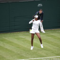WIMBLEDON NO 1 COURT CELEBRATION, VENUS WILLIAMS 173