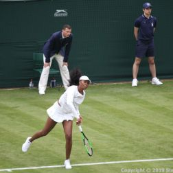 WIMBLEDON NO 1 COURT CELEBRATION, VENUS WILLIAMS 174