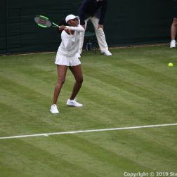 WIMBLEDON NO 1 COURT CELEBRATION, VENUS WILLIAMS 177