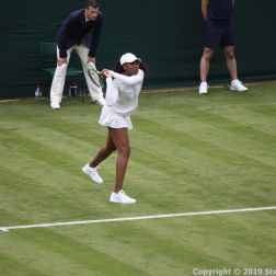 WIMBLEDON NO 1 COURT CELEBRATION, VENUS WILLIAMS 178