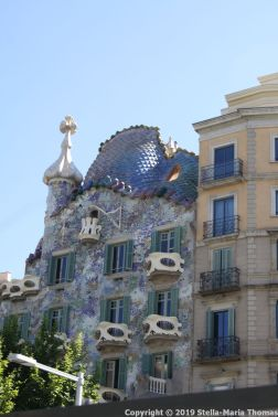 BARCELONA BUS TOUR (BLUE ROUTE) 007