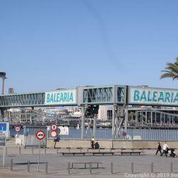 BARCELONA BUS TOUR (BLUE ROUTE) 091