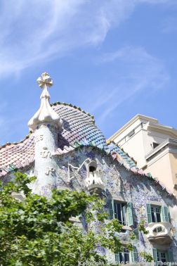 BARCELONA BUS TOUR (RED ROUTE) 074