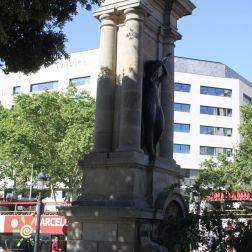 LA RAMBLA, BARCELONA 001