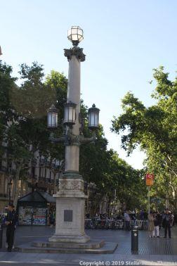 LA RAMBLA, BARCELONA 010