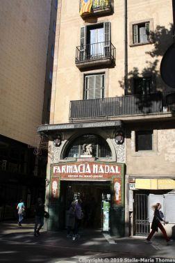 LA RAMBLA, BARCELONA 012