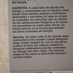 LA SACRADA FAMILA, BARCELONA 111