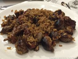 LOS CARACOLES, SPANISH RICE WITH RABBIT AND SNAILS 022