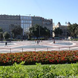 PLACA DE CATALUNYA, BARCELONA 009
