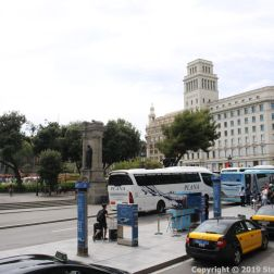 PLACA DE CATALUNYA, BARCELONA 015
